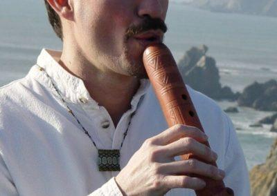 Peruvian Ritual Flute
