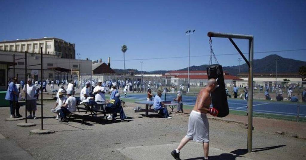 Sound Healing at San Quentin