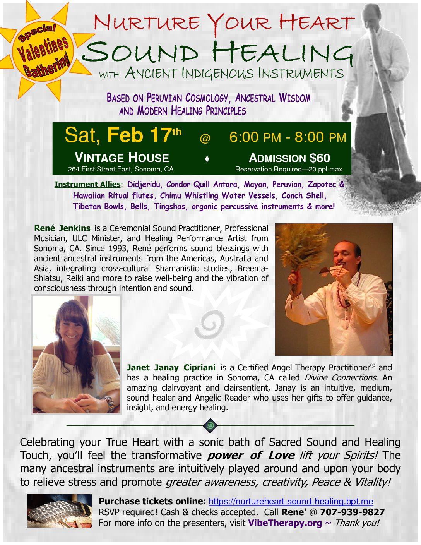 Nurture & Celebrate Your Heart - Rene Jenkins Music